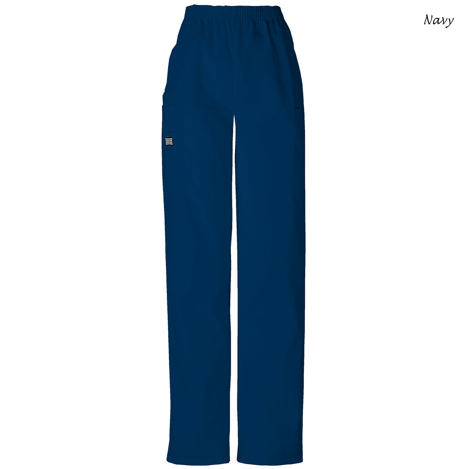 7374a8e4274 Buy Petite Cherokee Workwear Pull on Cargo Pant 4200 - Ships Navy ...