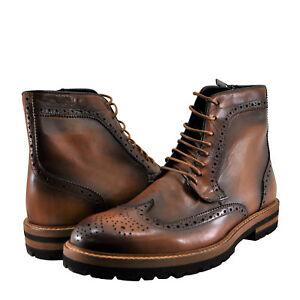 fff37eaf9d14 Mens Shoes Kenneth Cole Design 10765 Lace Up Brogue Boot KMF7LE072 ...