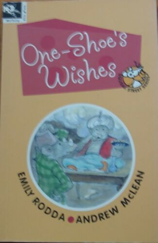 1 of 1 - One Shoe's Wishes by Emily Rodda (Paperback, 2007)