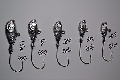HITCH HIKER SWIM BAIT SCREW LOCK 1000 PER PACK