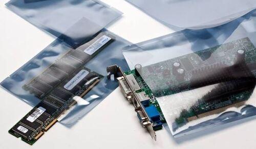 """aprire Top-100 Sacchetti Anti statico ESD statico schermatura Sacchetti 12/"""" x 16/"""" 305 x 410mm"""