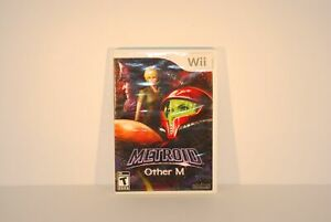 Authentic Nintendo Wii Metroid Other M Video Game, SEE STORE FOR MORE!