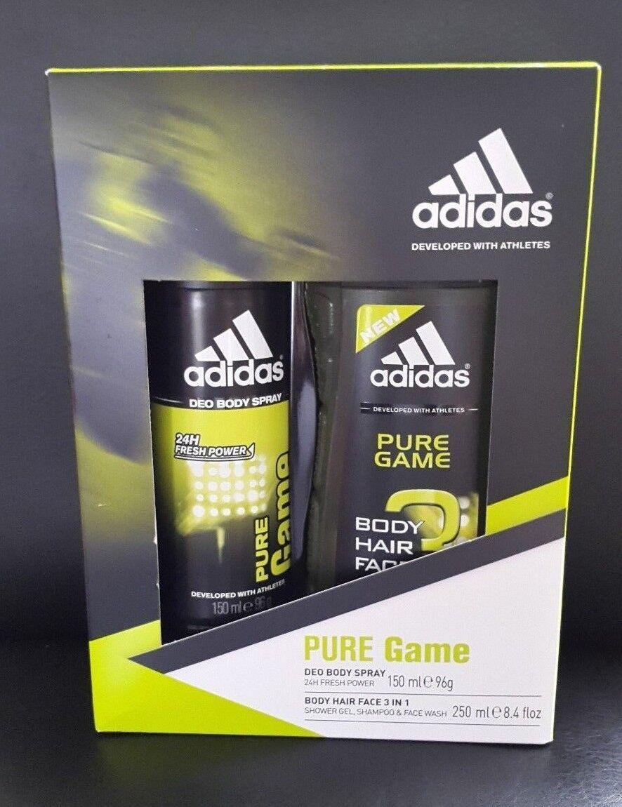 adidas 2-Pack Herren Pure Box Set