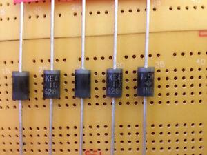TENSIONE-transitoria-di-Supressor-TVS-diodo-1500W-1-5kW-1-5KE-Qta-tutti-i-valori-Multi