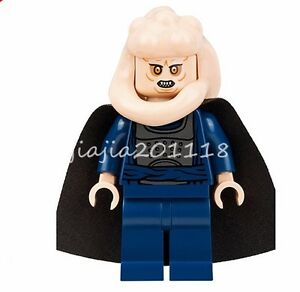 Mini Figures Bib Fortuna Star Wars Series Movie Collectible Building Toys Gift