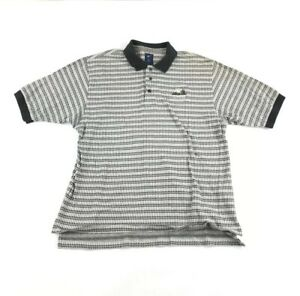 a467c4ac351c5 Vintage Nike Golf Men's Medium Arrowhead Golf Club Short Sleeve Polo ...