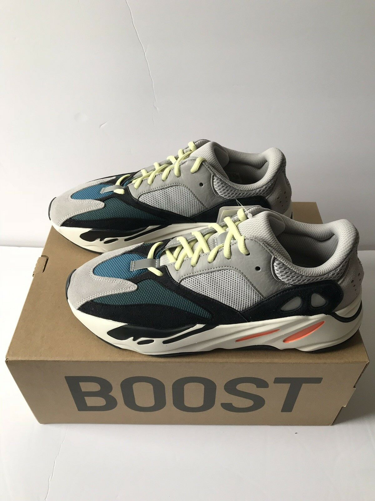 Adidas Yeezy Boost 700 Wave Runner Size 12 100% Authentic B75571