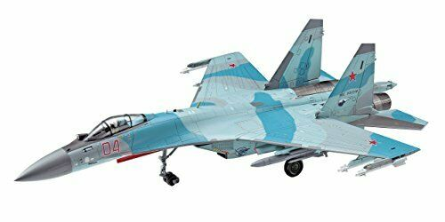 Hasegawa HAS01574 1 72 Su-35S Flanker [MODEL BUILDING KIT]