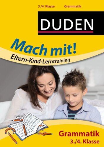 1 von 1 - Duden - Mach mit! Eltern-Kind-Lerntraining - Grammatik 3./4. Klasse