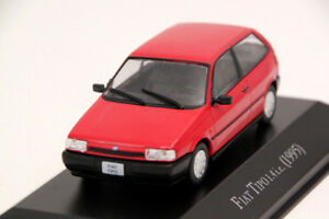 1-43-Altaya-Fiat-Tipo-1-4-I-E-1995-Diecast-Models-Car-Limited-Edition-Collection