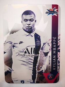 Topps crystal A1 2019-20 champions league rookie ULC Master PSG Mbappé #116