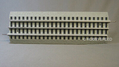 """LIONEL FASTRACK STRAIGHT TRACK SECTIONS LOT OF 10/"""" train fas 6-12014 NEW 10"""