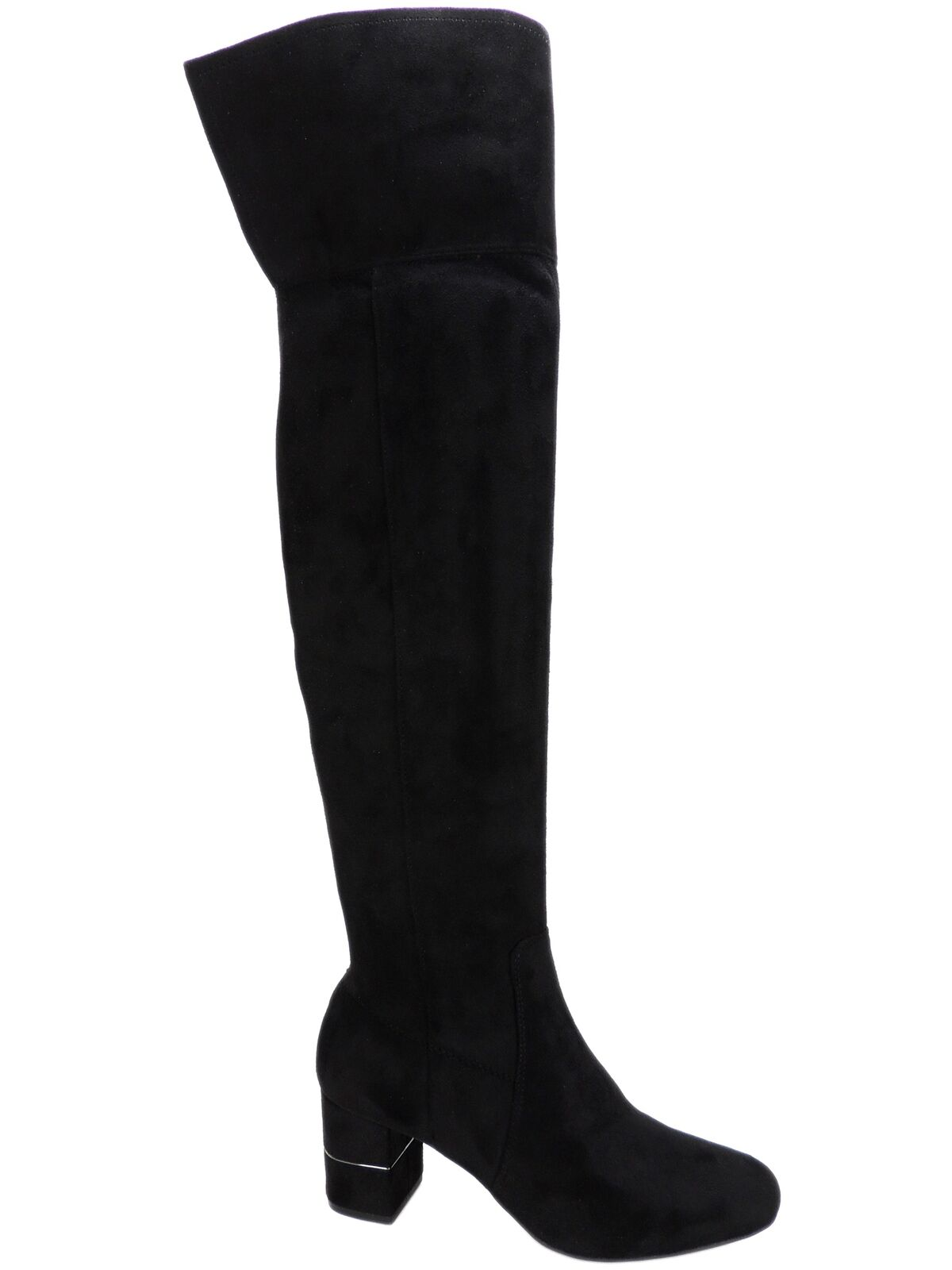 Alfani Women's Novaa Over-The-Knee Boots Black Size 7.5 M