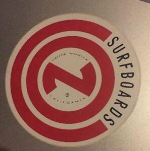 Vintage-CON-Surfboard-surf-surfing-sticker-Santa-Monica-California-Dog-Town-bing