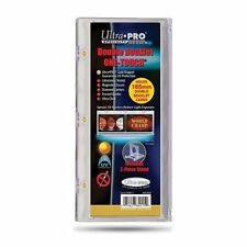 1 ULTRA PRO One Touch DOUBLE BOOKLET 185mm Magnetic Holder w/ STAND Display Case