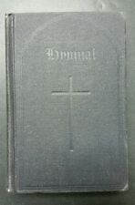 THE HYMNAL 1940, of Protestant Episcopal Church Church Pension Fund C 1943 Black