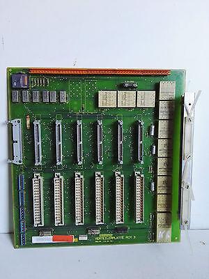 Siemens Verteilerplatte Rcm3 70929761 G33928-t2755-c001-b0-0036 Geschickte Herstellung