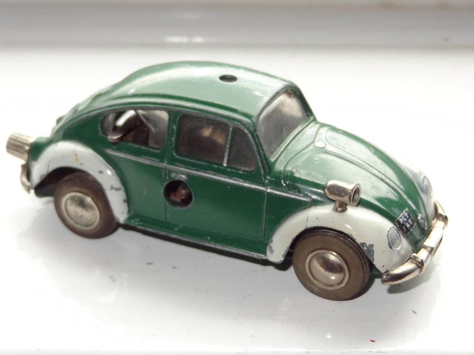 Schuco micro models VW VOLKSWAGEN BEETLE POLICE CAR