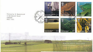 8-FEBRUARY-2005-SOUTH-WEST-ENGLAND-ROYAL-MAIL-FIRST-DAY-COVER-THE-LIZARD-SHS-a