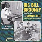 Big Bill Broonzy in Concert by Big Bill Broonzy (CD, May-2002, Jasmine Records)