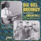 Big Bill Broonzy in Concert by Big Bill Broonzy (CD, May-2002, Jasmine Records)