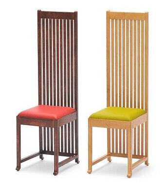 Japan REAC Dollhouse miniature Furniture Designer Chair 1:12 Vol. 6  ( 2 Chair )