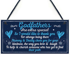 Godfather Gifts for Christmas Godparent Christening Friend Dad ...