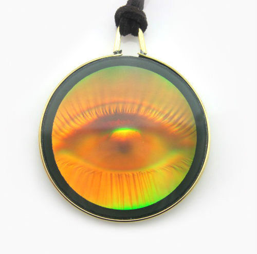 N3d genuine 3d eye ball hologram all seeing human eye pendant n3d genuine 3d eye ball hologram all seeing human eye pendant necklace ebay mozeypictures Image collections