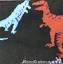thumbnail 2 - Novelty-fun-adults-Dinosaur-lover-gift-socks-Unisex-One-Size-stocking-filler