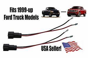 ford truck f 150 radio speaker wire harness adapter plug metra 72 image is loading ford truck f 150 radio speaker wire harness