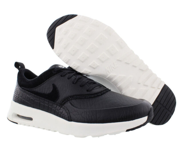 usine authentique 63234 ddbdf Women's Nike Air Max Thea Shoes SNEAKERS Size 5 Color Black