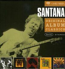 Santana - Original Album Classics [New CD] UK - Import