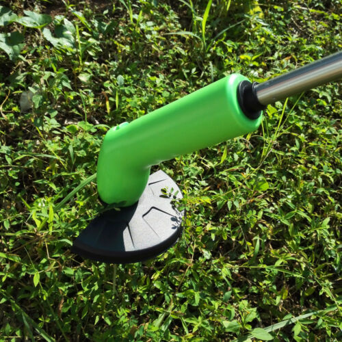 Powerfully Cordless Weed Trimmer Portable Garden Weed Cutter With 24 Zip Ties
