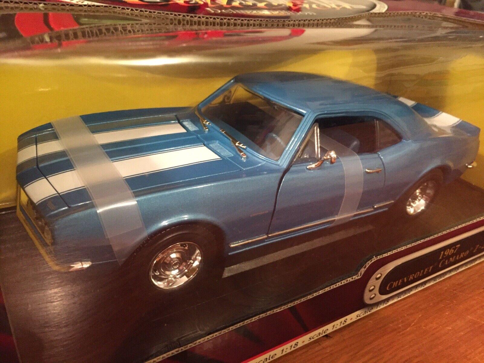 deportes calientes Road Legends 1 18 1967 Chevy Camaro Z Z Z 28 92188 artículo  Entrega gratuita y rápida disponible.