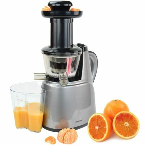 Slow Juicer with 2 slots and 2 Patches 45 RPM for more vitamins