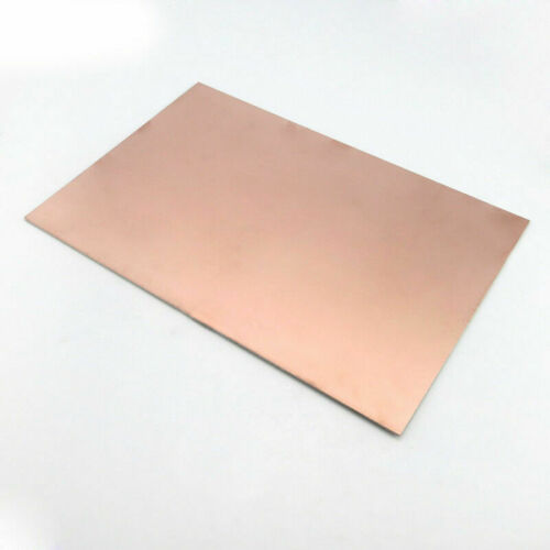 Details about  /Single//Double Sided Copper Clad Plate Laminate PCB Circuit Board 7x10cm—20x30cm