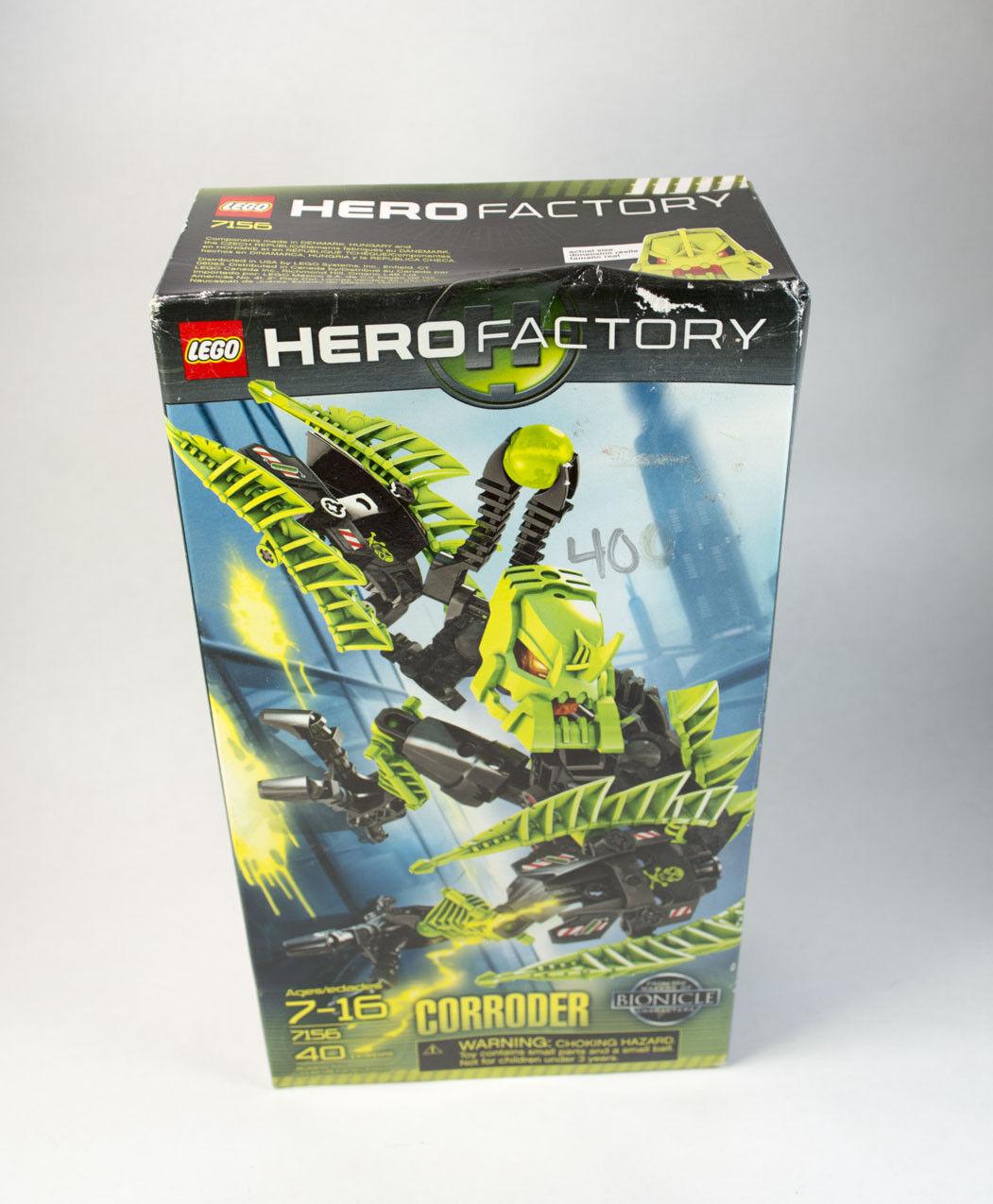 Lego Corroder (7156) FACTORY SEALED SEALED SEALED   Damaged Box 3a7da1