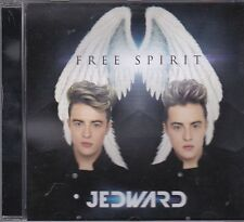 JEDWARD FREE SPIRIT RARE 3 TRACK CD [X FACTOR]