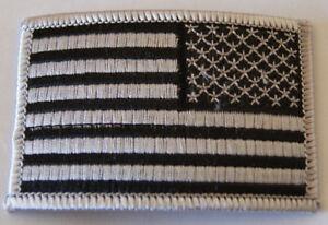 AUFNÄHER PATCH AUFBÜGLER FLAGGE USA VEREINIGTE STAATEN AMERIKA AT DIG ACU RECHTS