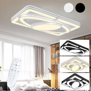 Design Deckenlampe 54W 88W LED Deckenleuchte Kinderzimmer Wohnzimmer ...