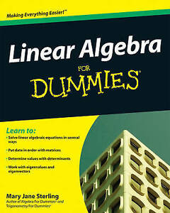 Linear-Algebra-For-Dummies