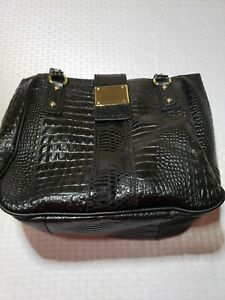 Franco Sarto Purse Handbag Tote Black