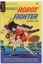 Magnus-Robot Fighter 4000 A.D. #29 VG/FN     Gold Key Comics CBX 8