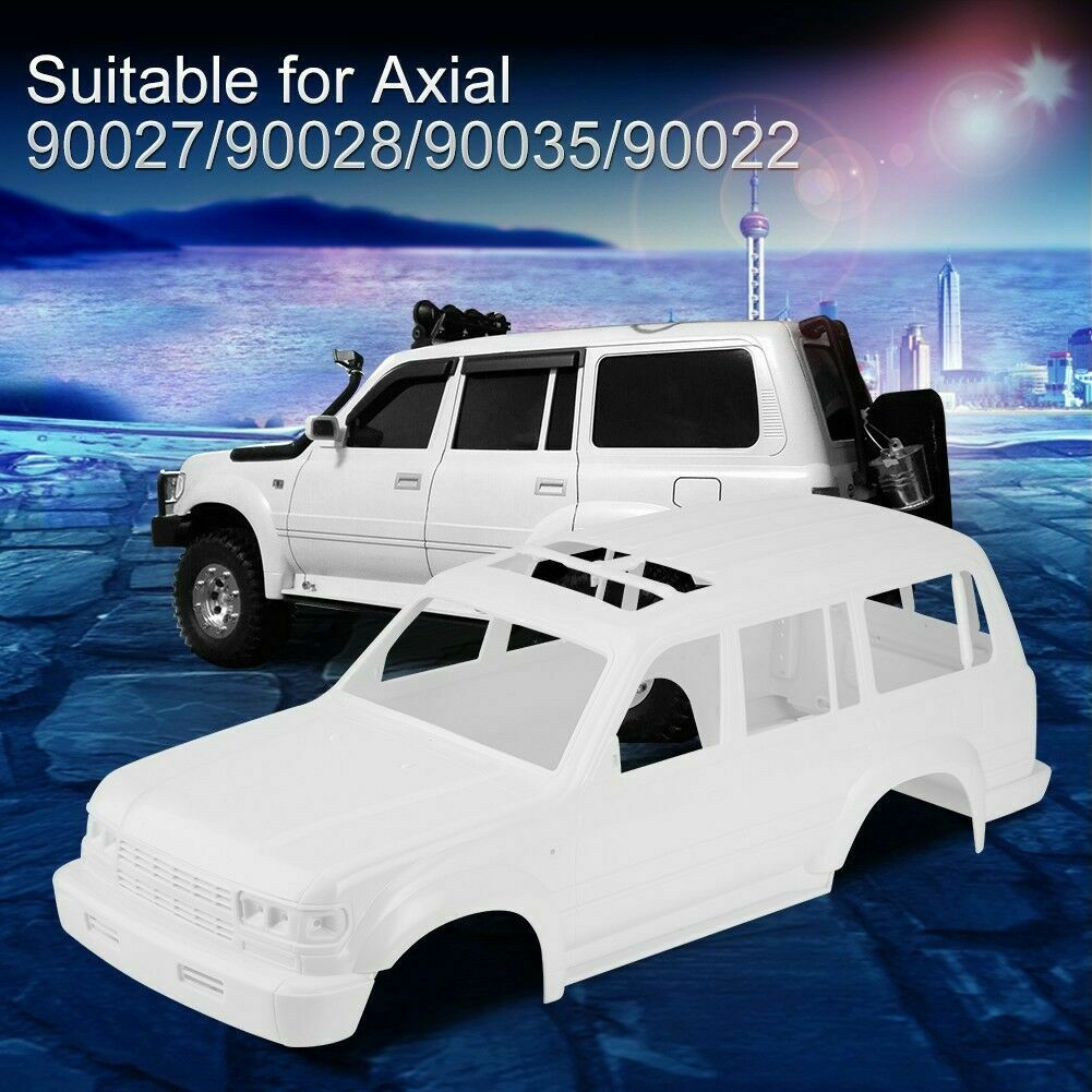 Shell Interior Assembly for 1//10 RC Crawler Toyota Land Cruiser LC80 Truck Parts