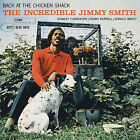 Back at the Chicken Shack [RVG] [Remaster] by Jimmy Smith (Organ) (CD, Sep-2007, Blue Note (Label))
