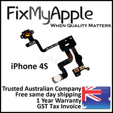 iPhone 4S Power Button Proximity Light Sensor Flex Cable Ribbon On Off Switch