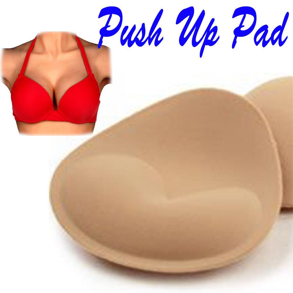 Air Cotton,Foam Sponge 5 Pairs Bra Pads Inserts,Removable,Breathable