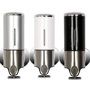 Seifenspender-500ml-Wandmontage-Shampoo-Spender-Seife-Soap-Dispenser