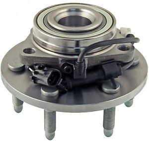 2000-2006 Chevrolet Suburban 1500 (4X4) Front Wheel Hub ...
