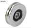 79mm-R-Groove-steel-pulley-wheel-for-8mm-rope-or-wire-with-bearing-gym-pulley 縮圖 9